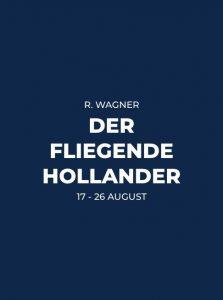 DER FLIEGENDE HOLLÄNDER